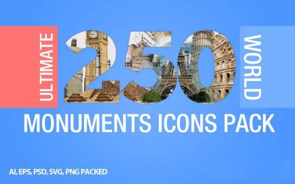 PPT图片,PPT素材,世界著名建筑PNG