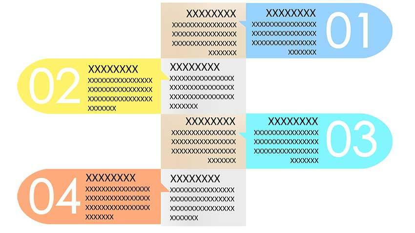 PPT模板|小清新、多彩PPT模板下载
