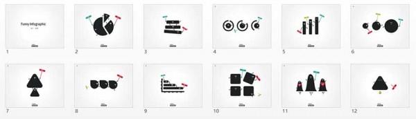 PPT图表,PPT模板,PPT素材,PPT素材下载,PPT模板下载,幻灯片模板