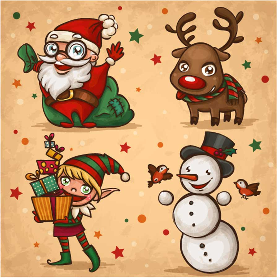 PPT图片素材,圣诞节PPT图片,圣诞节PPT素材
