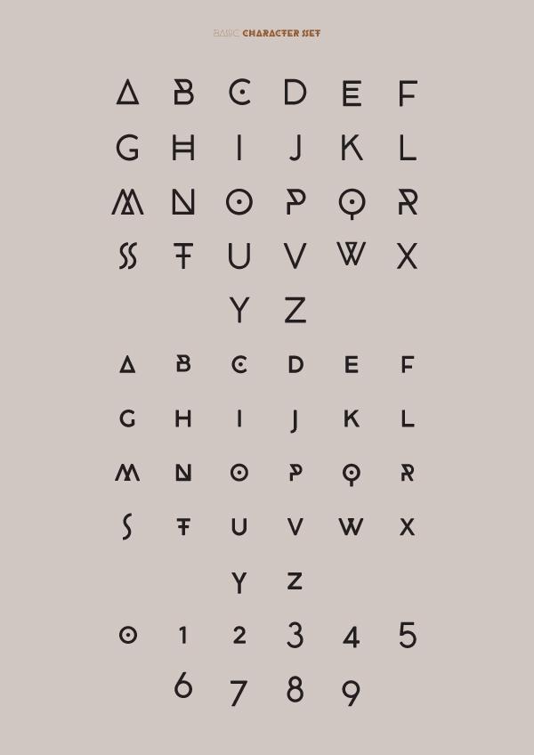 PPT字体,英文字体,高逼格字体,字体下载