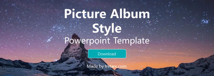 PPT模板|企业画册风格PPT下载:让你放好多好多文字
