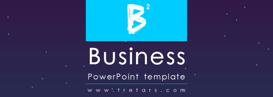 PPT模板|动态商务PPT模板:低调有内涵的创意图表