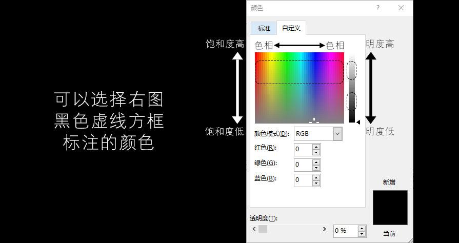 PPT配色,PPT配色教程,PPT取色器