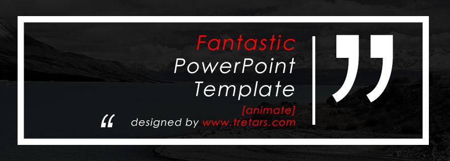 PPT模板|动态简洁PPT下载:排版和动画完美结合